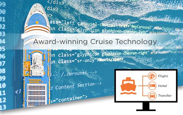 Traveltek's Cruise Solution